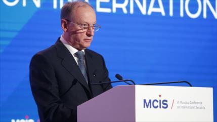 Moscú acusa a EEUU de coordinar labor destructiva contra Rusia