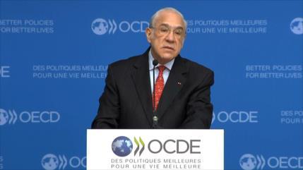 OCDE augura la más profunda contracción económica en la pandemia