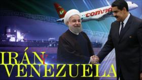 Detrás de la Razón: Gobierno venezolano agradece la ayuda iraní en medio de la epidemia
