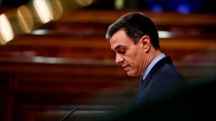 Casado carga contra Gobierno de Sánchez por su gestión de COVID-19