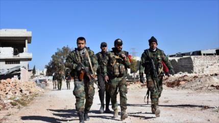 Vídeo: Siria arresta a un espía de inteligencia británica en Homs