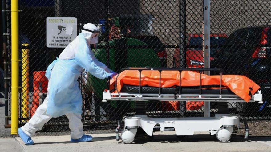 EEUU, país más afectado por virus; los negros, principales víctimas | HISPANTV