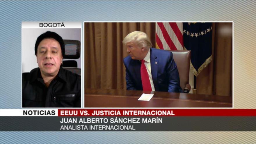 Marín: EEUU comete crímenes y no le teme a las leyes internacionales
