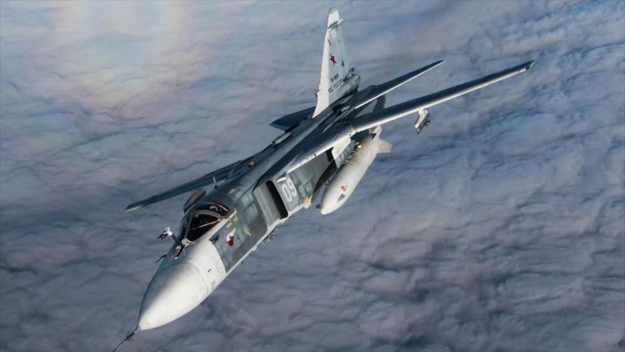 Rusia bombardea a terroristas que pretendían atacar al Ejército sirio | HISPANTV