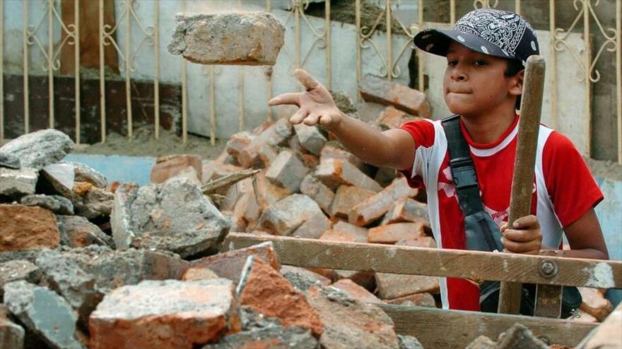 COVID-19 podría incrementar el trabajo infantil en América Latina