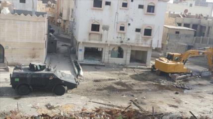 Una niña dormida muere atropellada por excavadora en Arabia Saudí