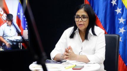 """""""EEUU trata de asfixiar a Venezuela tal y como lo hizo con Floyd"""""""