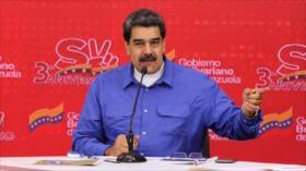 Maduro acusa a Colombia de intentar contagiar a Venezuela de virus