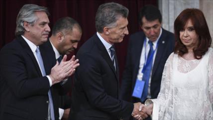 """Cristina acusa a Macri de crear una red para """"destruir opositores"""""""