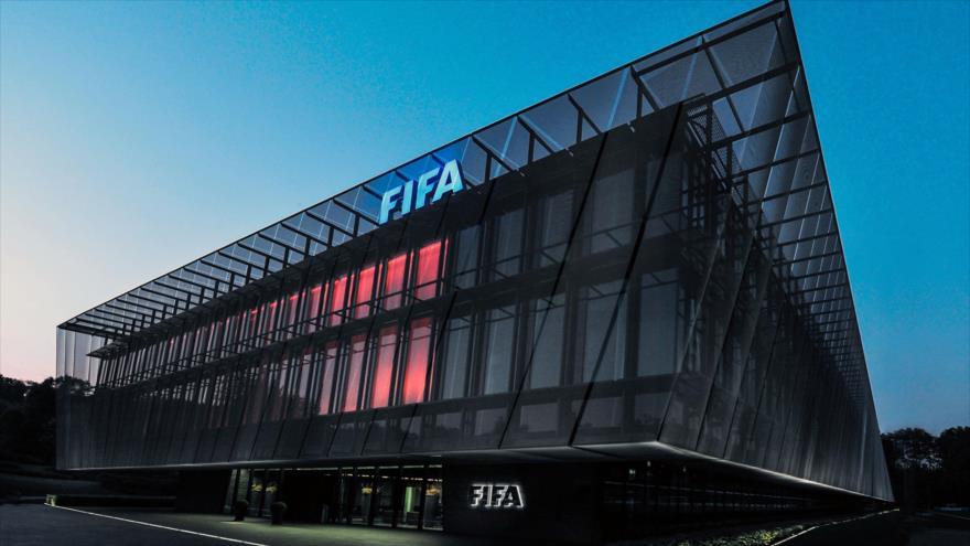 Sede de la Federación Internacional de Fútbol Asociación (FIFA) en Zúrich, Suiza.