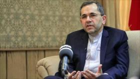 Irán denuncia ante ONU el apoyo de EEUU al grupo terrorista Tondar