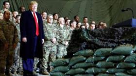 Trump sanciona a la CPI para salvar a criminales de guerra de EEUU