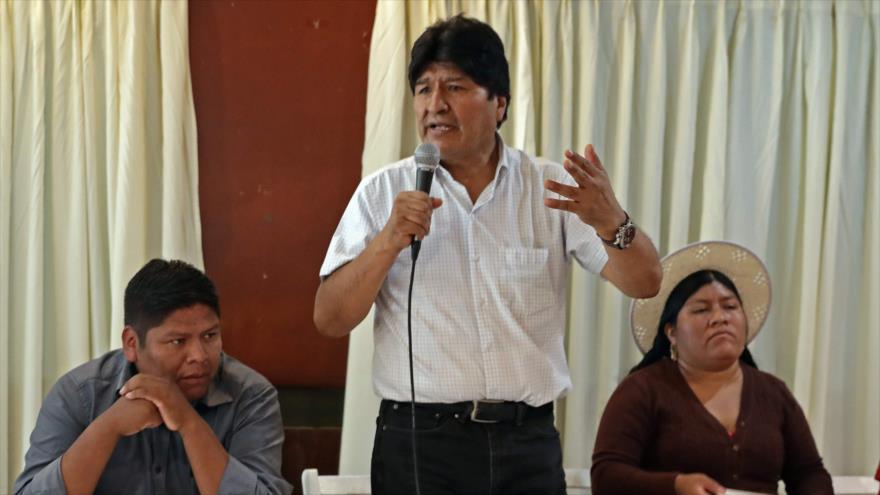 Morales alerta a comunidad internacional: Áñez se aferra al poder | HISPANTV