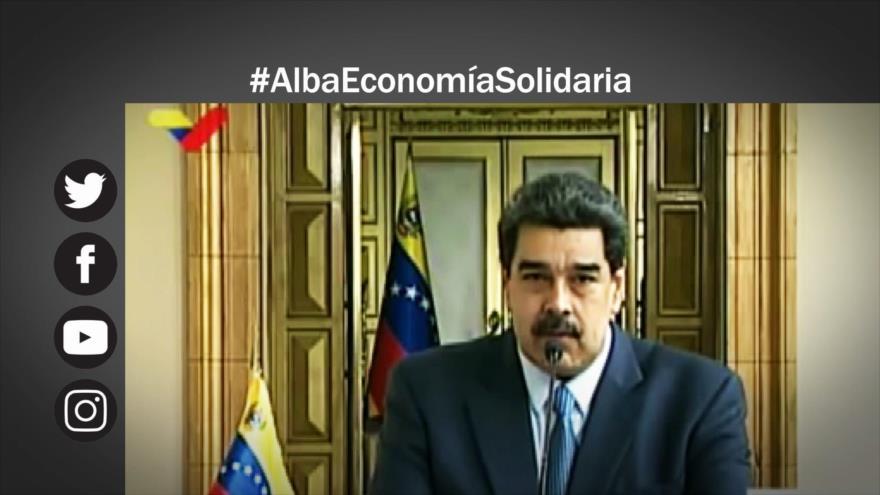 Etiquetaje: ALBA-TCP redobla solidaridad económica ante impacto de COVID-19