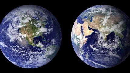 """Científicos descubren un planeta """"mellizo"""" de la Tierra"""