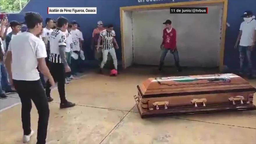 Vídeo: El gol póstumo de un joven futbolista mexicano | HISPANTV