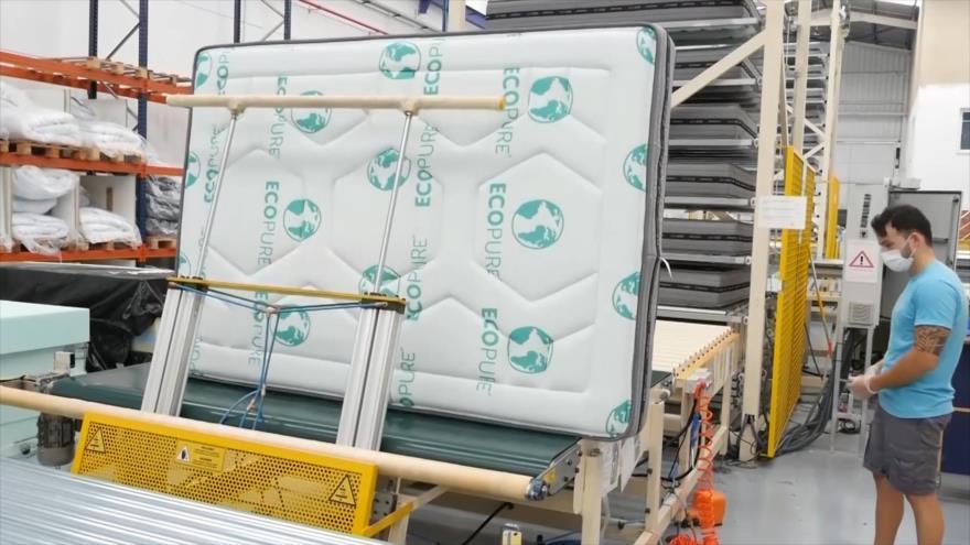 El Toque: 1- Gamer ciego 2- Trenes de hidrógeno 3- Cuarentena con arañas 4- Fabrican primer colchón anti coronavirus