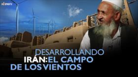 Desarrollando Irán: El campo de los vientos