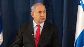 Netanyahu, preocupado por giro político de EEUU sobre Cisjordania