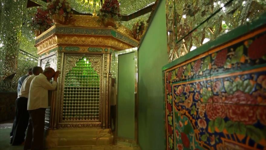 Más allá de la imagen: El peregrinaje en la cultura islámica-iraní