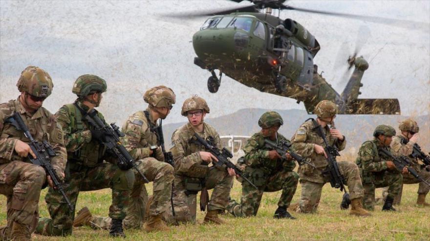 Despliegue de EEUU en Colombia podría provocar guerra con Venezuela | HISPANTV
