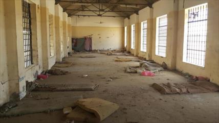 Arabia Saudí dirige una brutal prisión secreta en Yemen