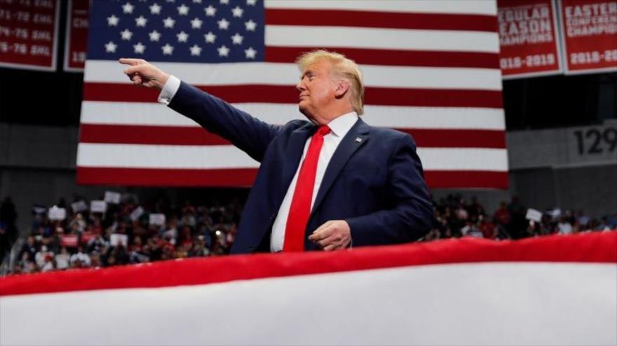 Trump, último padrino de diatriba de supremacía blanca en EEUU | HISPANTV