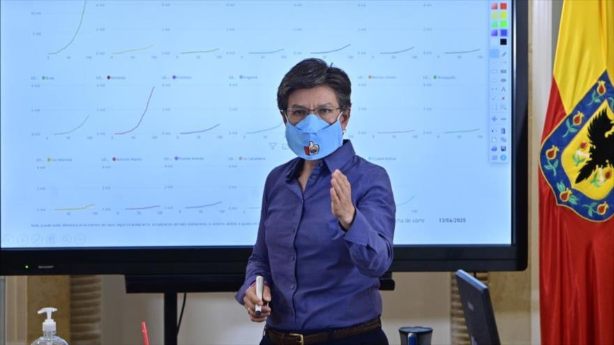 Sistema hospitalario de Bogotá en alerta por el coronavirus | HISPANTV