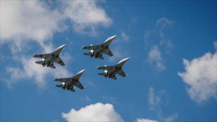 Rusia detecta bombarderos B-52H de EEUU sobre el mar Báltico