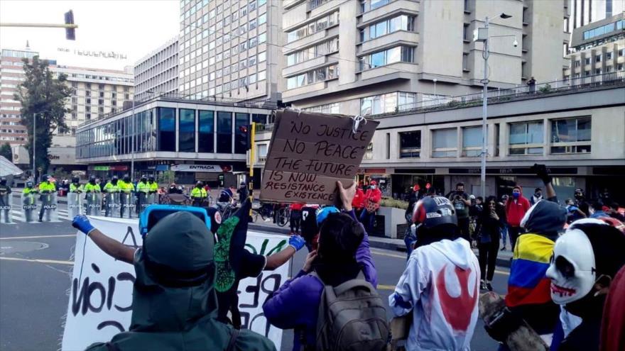 Colombia, escenario de manifestaciones en repudio de políticas de Duque | HISPANTV