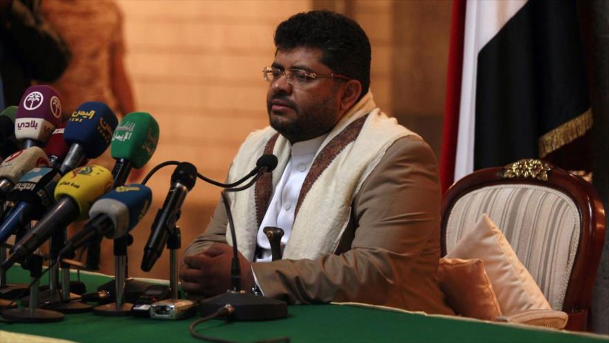 El presidente del Comité Supremo Revolucionario de Yemen, Muhamad Ali al-Houthi.