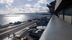 China: Armada de EEUU flexiona en vano músculos en Indo-Pacífico