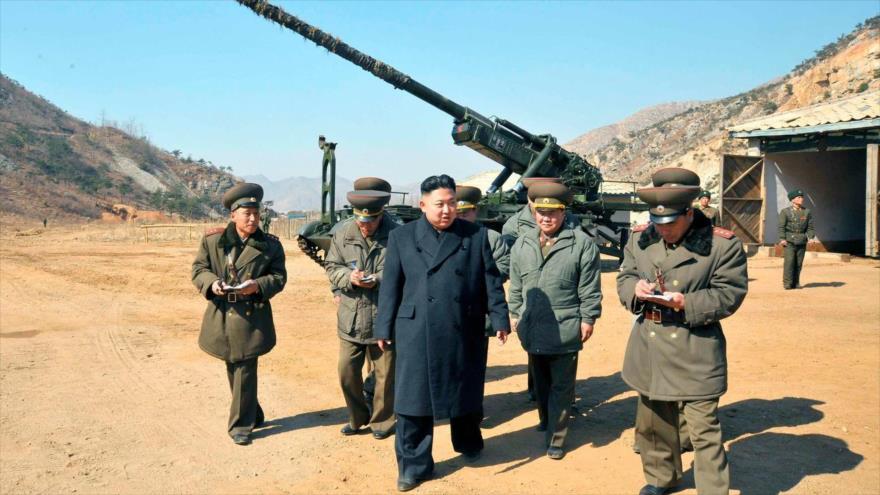 Corea del Norte destruye oficina de enlace intercoreana