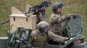 Alemania es centro clave de intervención de EEUU en el mundo