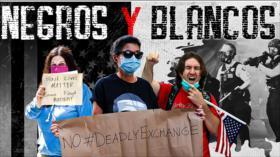 Detrás de la Razón: Crece la indignación ante más violencia y racismo de la Policía estadounidense