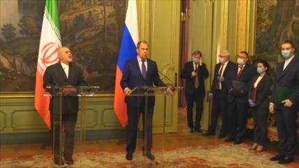 Rusia e Irán mantienen su primer encuentro bilateral post-COVID-19