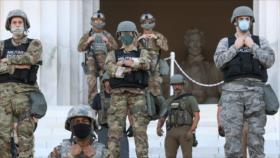 ¿Trump reconduce al colapso de EEUU con su represión policial?