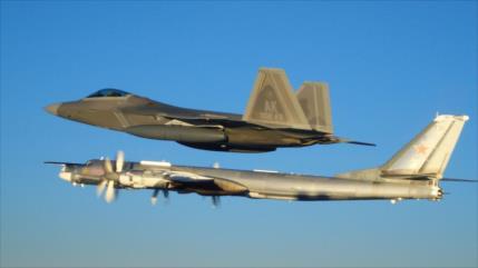 """EEUU intercepta bombarderos rusos """"cargados con misiles"""" en Alaska"""