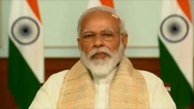 Avanza la tensión fronteriza entre India y China