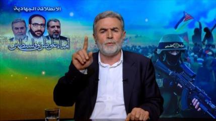 Yihad Islámica Palestina: EEUU aplica Ley César para dividir Siria