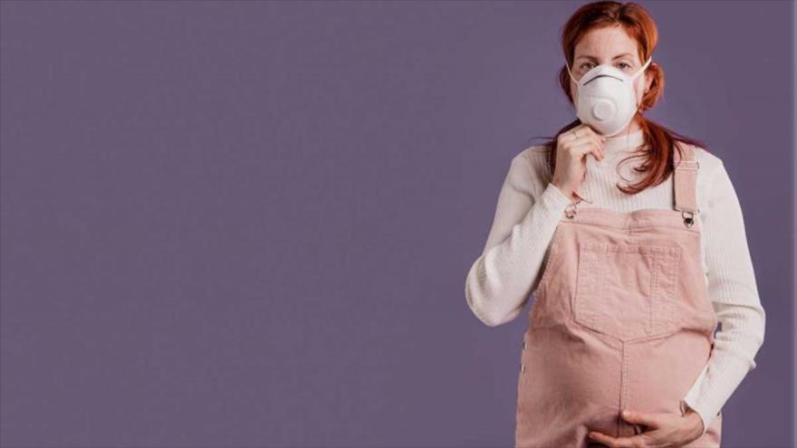 """""""Embarazadas tienen riesgo más alto de neumonía por COVID-19"""""""