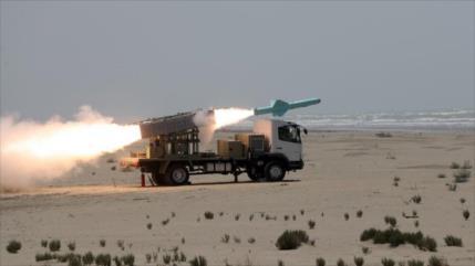 Ejército iraní lanza una nueva generación de misiles de crucero