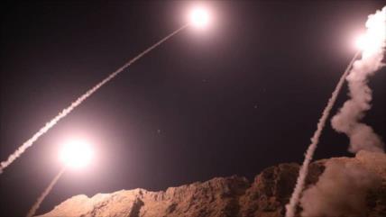 Vídeo: Imágenes no vistas de la venganza de Irán a Daesh en Siria