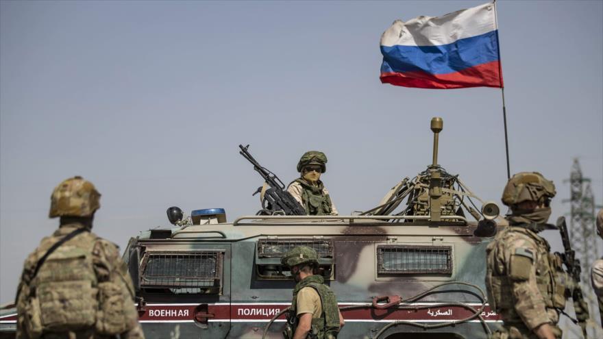 EEUU fracasa en bloquear paso de tropas rusas en noreste de Siria
