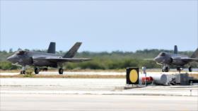 EEUU enviará cazas F-35 especiales a Israel ante S-400 de Rusia