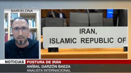 Baeza: Irán siempre ha sido un ejemplo contra imperialismo de EEUU