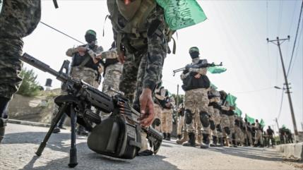 HAMAS: Con fuerzas de Resistencia afrontaremos plan de anexión