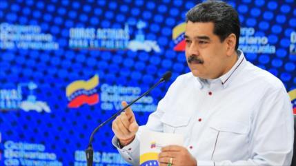 Maduro repudia subordinación de la oposición a Estados Unidos