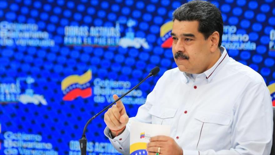 Maduro repudia subordinación de la oposición a Estados Unidos | HISPANTV