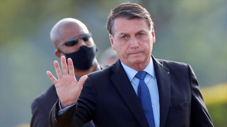 Movimiento social de Brasil exige la dimisión de Jair Bolsonaro | HISPANTV
